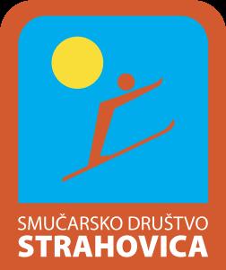 Smučarsko društvo Strahovica logo